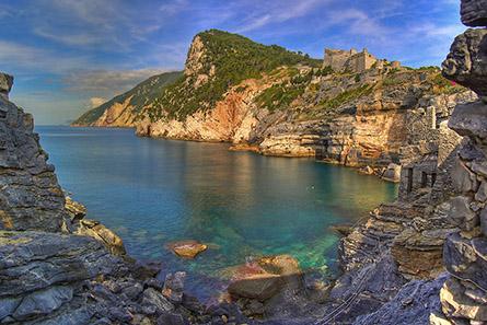 grotta di byron portovenere